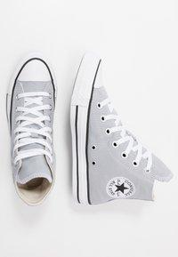 Converse - CHUCK TAYLOR ALL STAR  - Vysoké tenisky - wolf grey - 1
