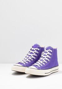 Converse - CHUCK TAYLOR ALL STAR - Sneakers alte - nightshade/egret/black - 2