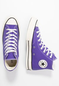 Converse - CHUCK TAYLOR ALL STAR - Sneakers alte - nightshade/egret/black - 1