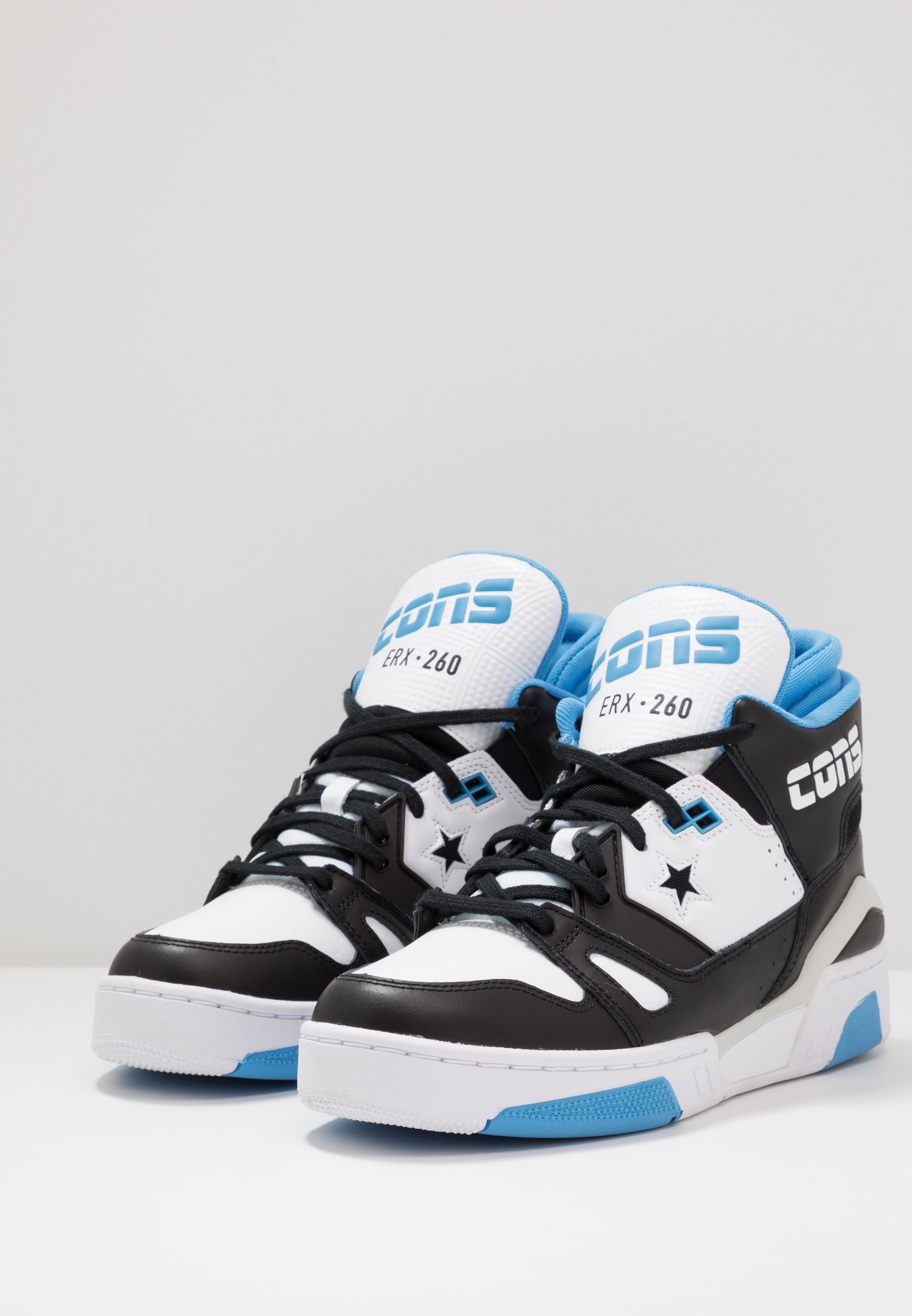 Converse ERX 260 - Sneakers high - black/coast/white