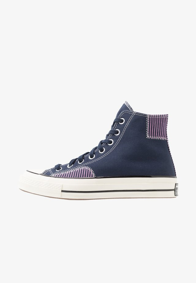 CHUCK  - Sneakers high - obsidian/peony pink/egret