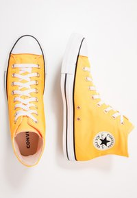 Converse - CHUCK TAYLOR ALL STAR  - Korkeavartiset tennarit - laser orange - 1