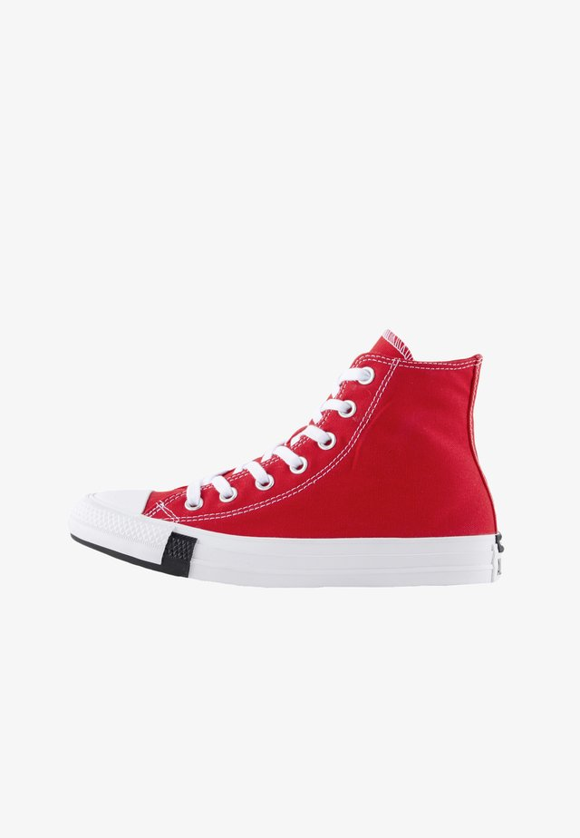 CHUCK TAYLOR ALL STAR - Sneakers hoog - university red/black/rush blue