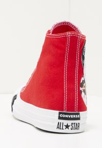 Converse - CHUCK TAYLOR ALL STAR - Korkeavartiset tennarit - university red/black/rush blue - 6