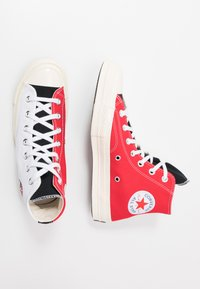Converse - CHUCK TAYLOR ALL STAR 70  - Baskets montantes - white/university red/rush blue - 5