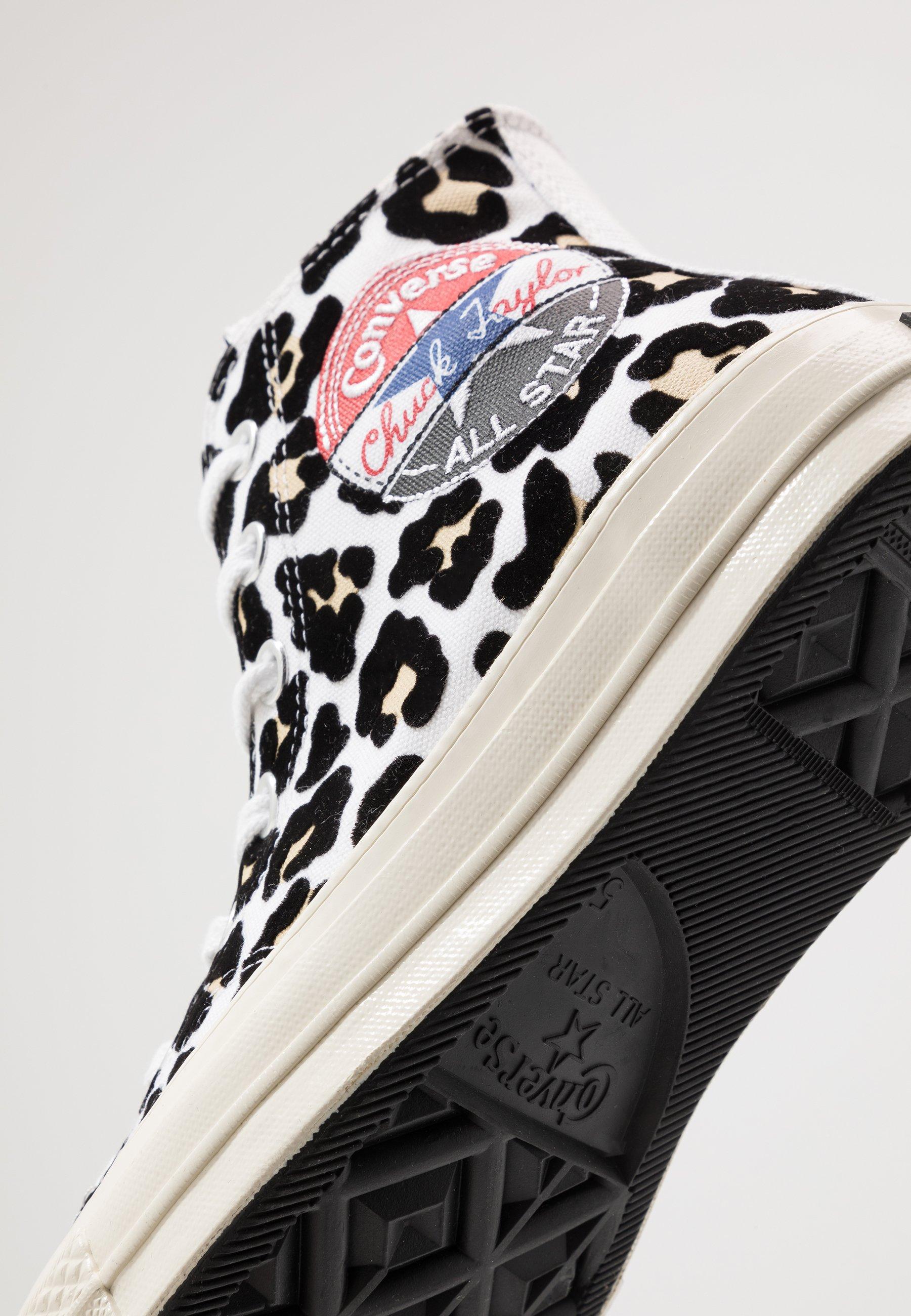 Converse CHUCK TAYLOR ALL STAR 70 - Sneakers alte - white/black/desert ore
