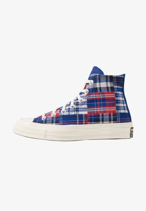 CHUCK TAYLOR ALL STAR 70  - Sneakers alte - rush blue/university red/obsidian