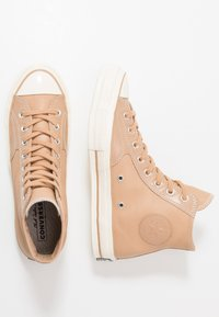 Converse - CHUCK TAYLOR ALL STAR 70 - Høye joggesko - champagne tan - 1