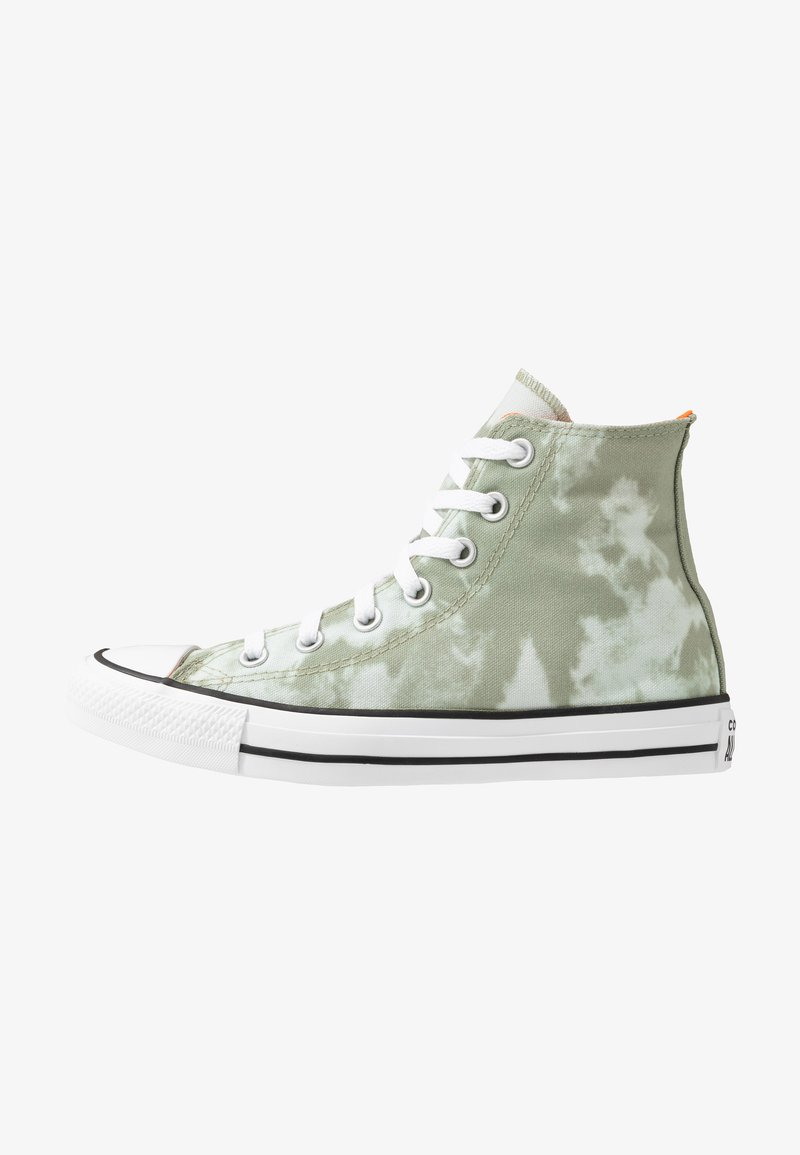 Converse - CHUCK TAYLOR ALL STAR - Sneakers hoog - street sage/white/black
