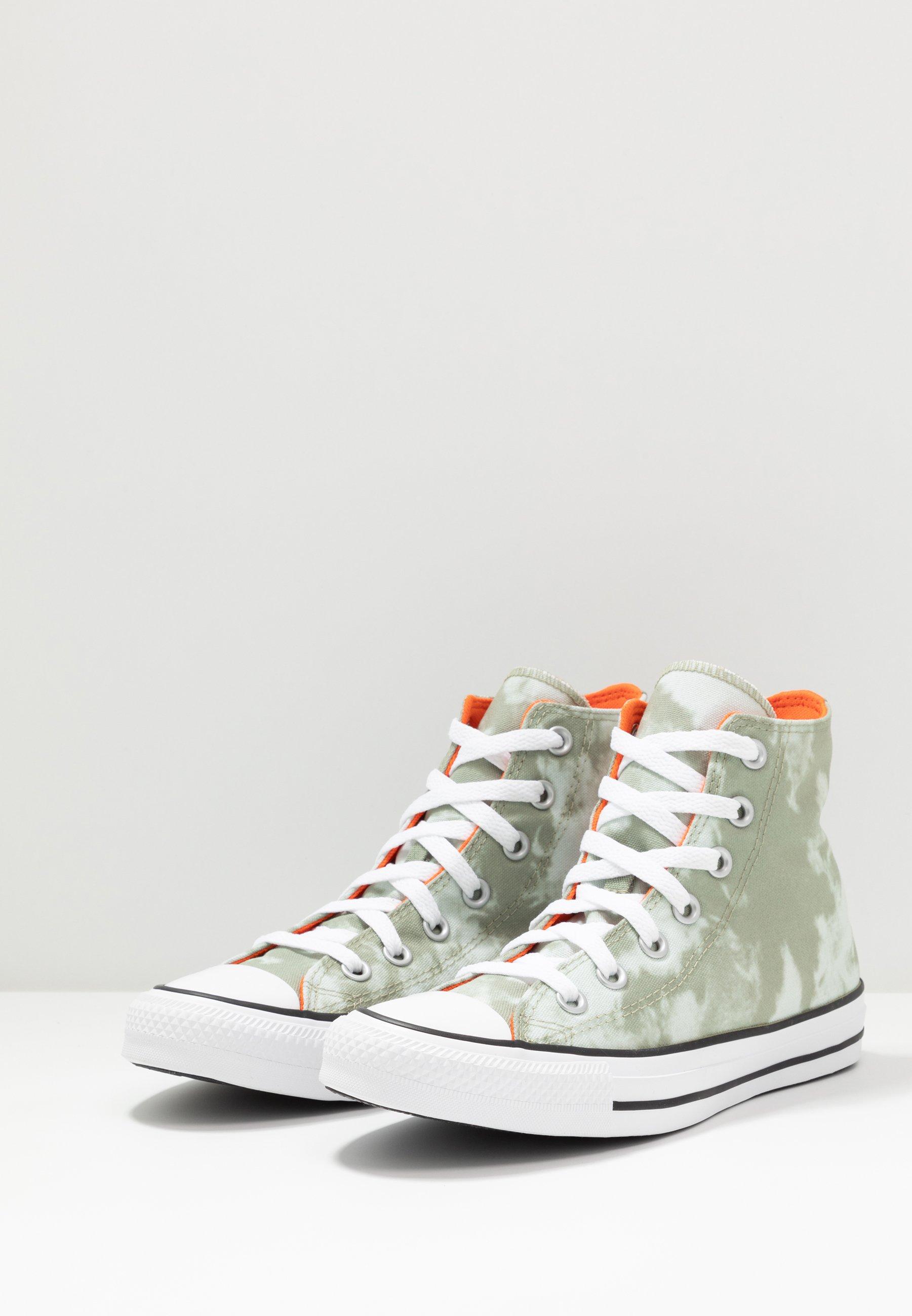 Converse Chuck Taylor All Star - Sneakers Hoog Street Sage/white/black Goedkope Schoenen