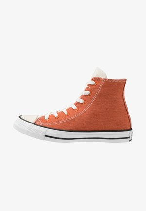 CHUCK TAYLOR ALL STAR RENEW - High-top trainers - venetian rust/natural/black