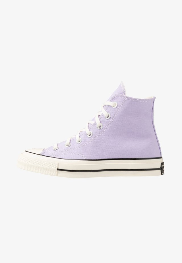 CHUCK TAYLOR ALL STAR - Sneakersy wysokie - moonstone violet/black/egret