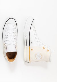 Converse - CHUCK TAYLOR ALL STAR 70 - Baskets montantes - white/egret/mouse - 2