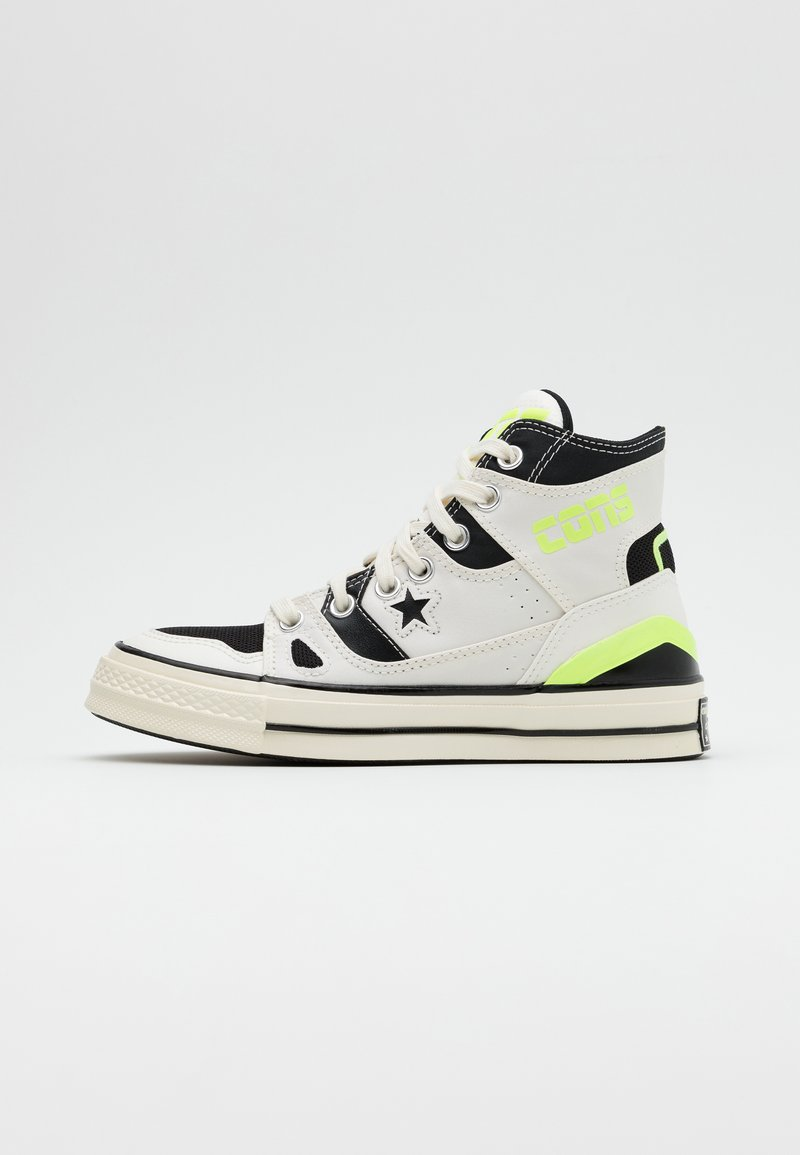 Converse - CHUCK TAYLOR ALL STAR 70 - High-top trainers - egret/ghost green/black