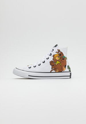 CHUCK TAYLOR ALL STAR - Sneakersy wysokie - white/multicolor