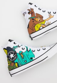 Converse - CHUCK TAYLOR ALL STAR - Baskets montantes - white/multicolor - 4