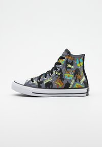 Converse - CHUCK TAYLOR ALL STAR - High-top trainers - black/multicolor - 0