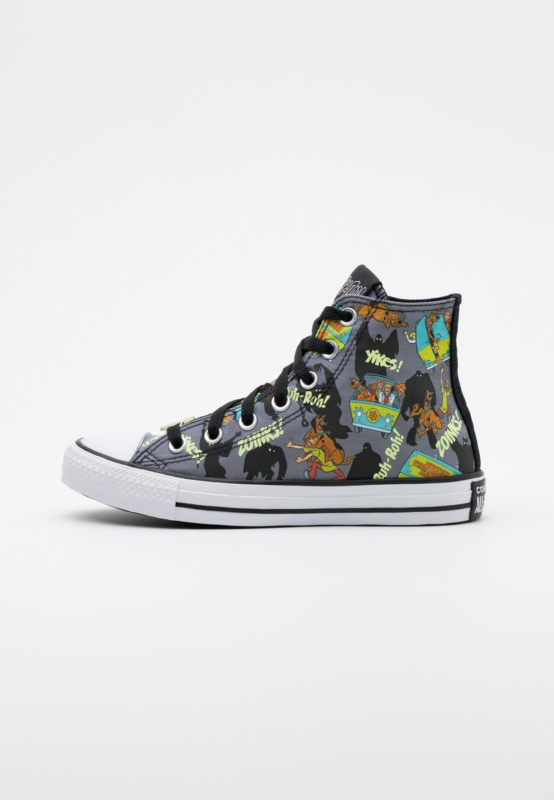 Converse - CHUCK TAYLOR ALL STAR - High-top trainers - black/multicolor