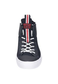 Converse - CHUCK - Sneakers alte - black/red/white - 4
