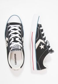 Converse - STAR PLAYER OX - Sneakers basse - black/milk - 1