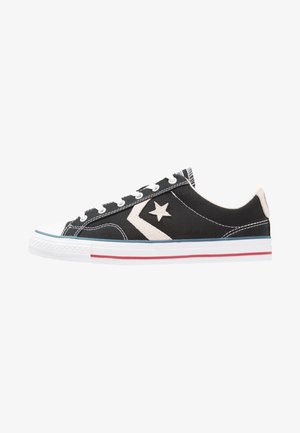 STAR PLAYER OX - Matalavartiset tennarit - black/milk