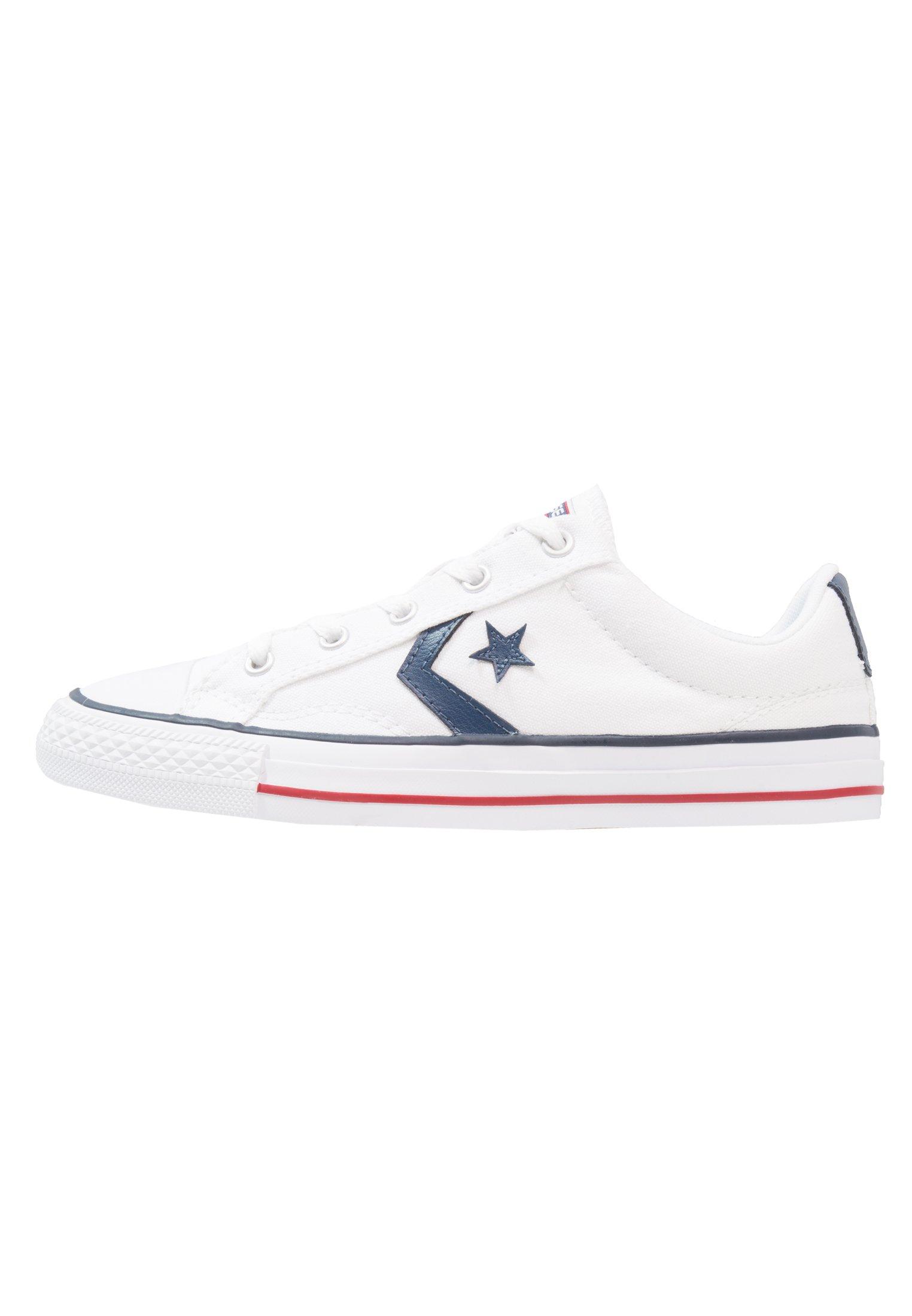 Converse STAR PLAYER OX Sneaker low whitenavy