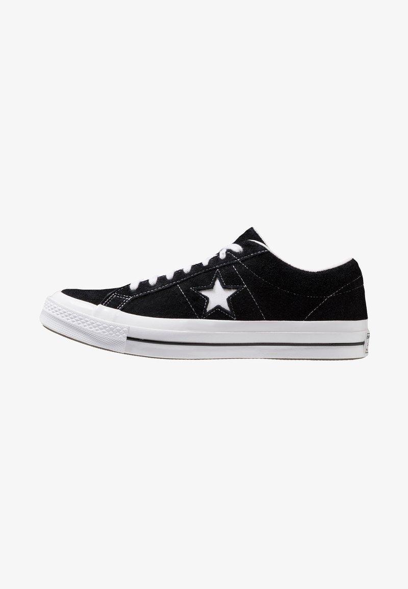 Converse - ONE STAR - Tenisky - black/white