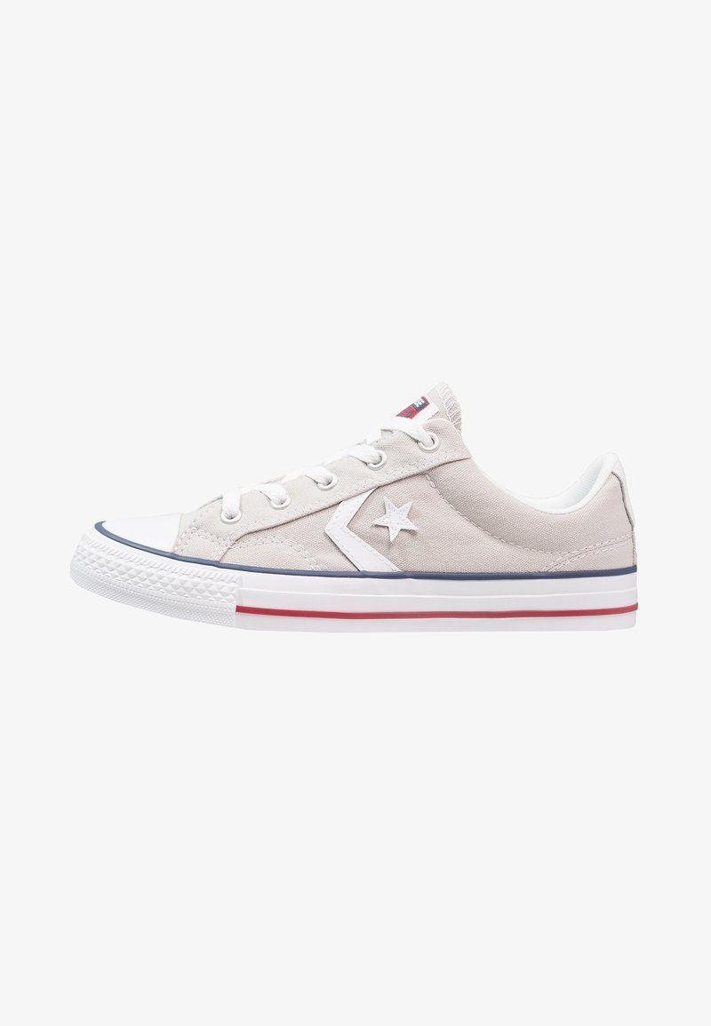 Converse - STAR PLAYER - Sneakersy niskie - cloud grey/white