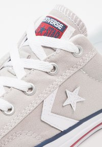 Converse - STAR PLAYER - Sneakersy niskie - cloud grey/white - 5