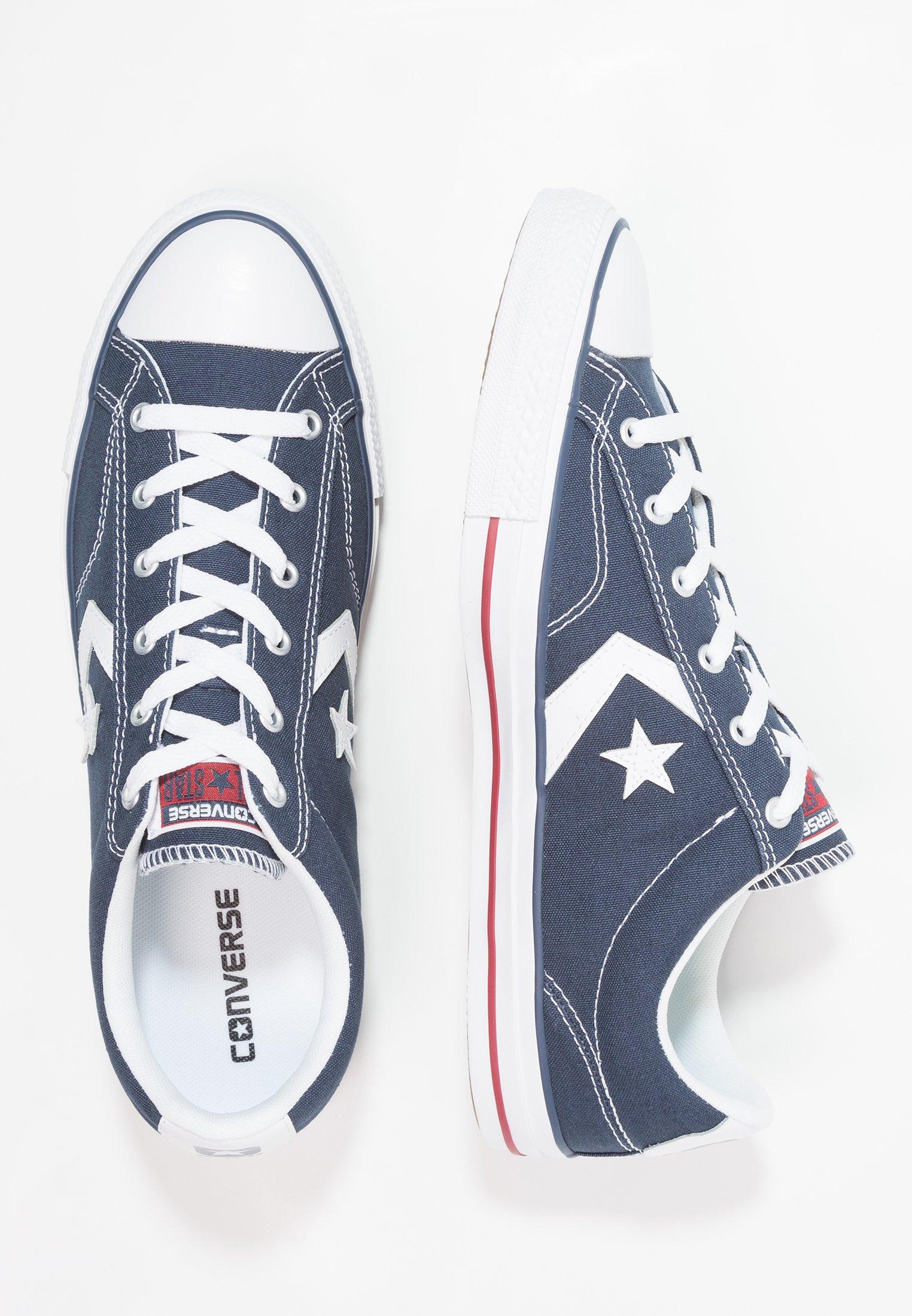 STAR PLAYER Sneakers basse navywhite