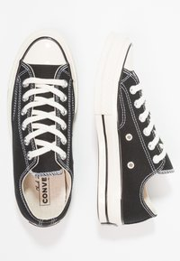 Converse - CHUCK TAYLOR ALL STAR 70 - Matalavartiset tennarit - black - 3