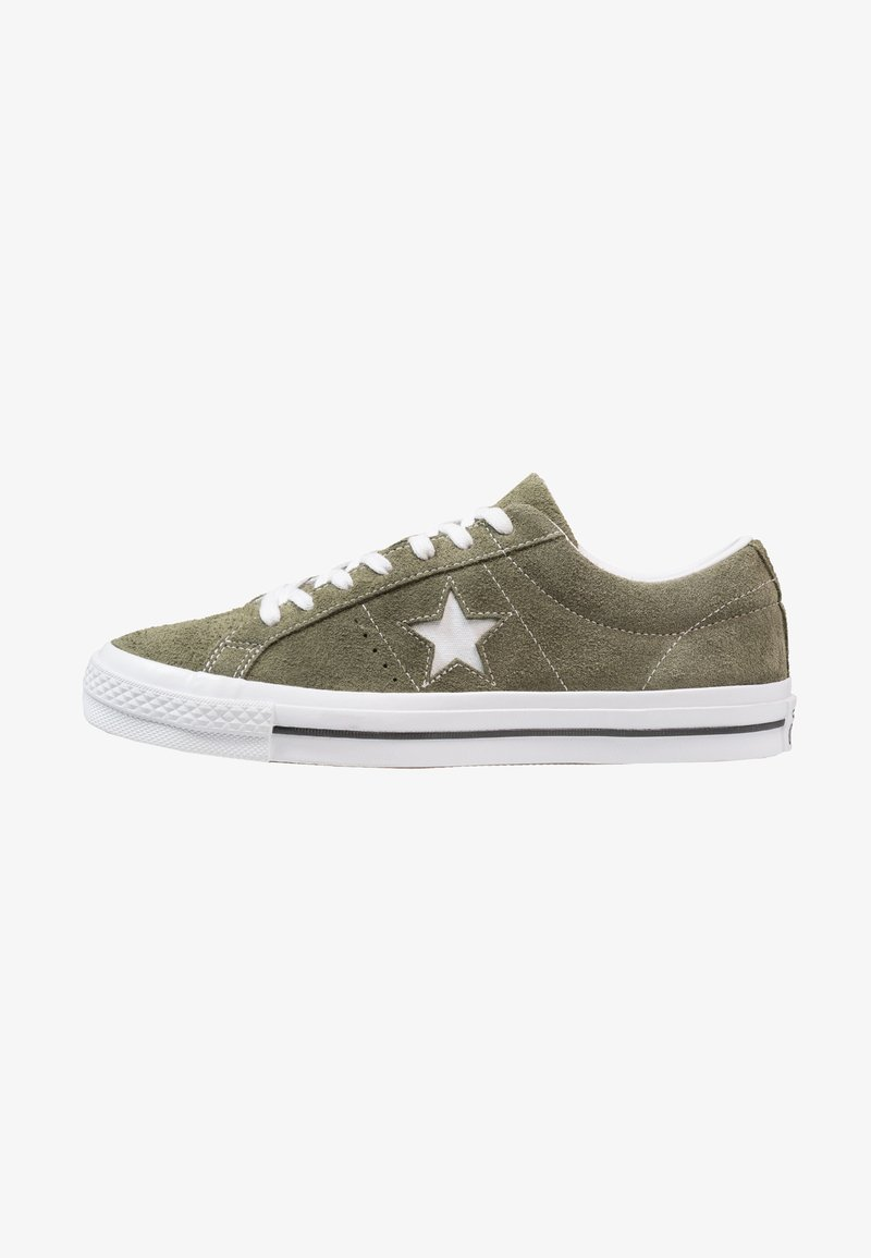 Converse - ONE STAR - Sneaker low - hunter green/white