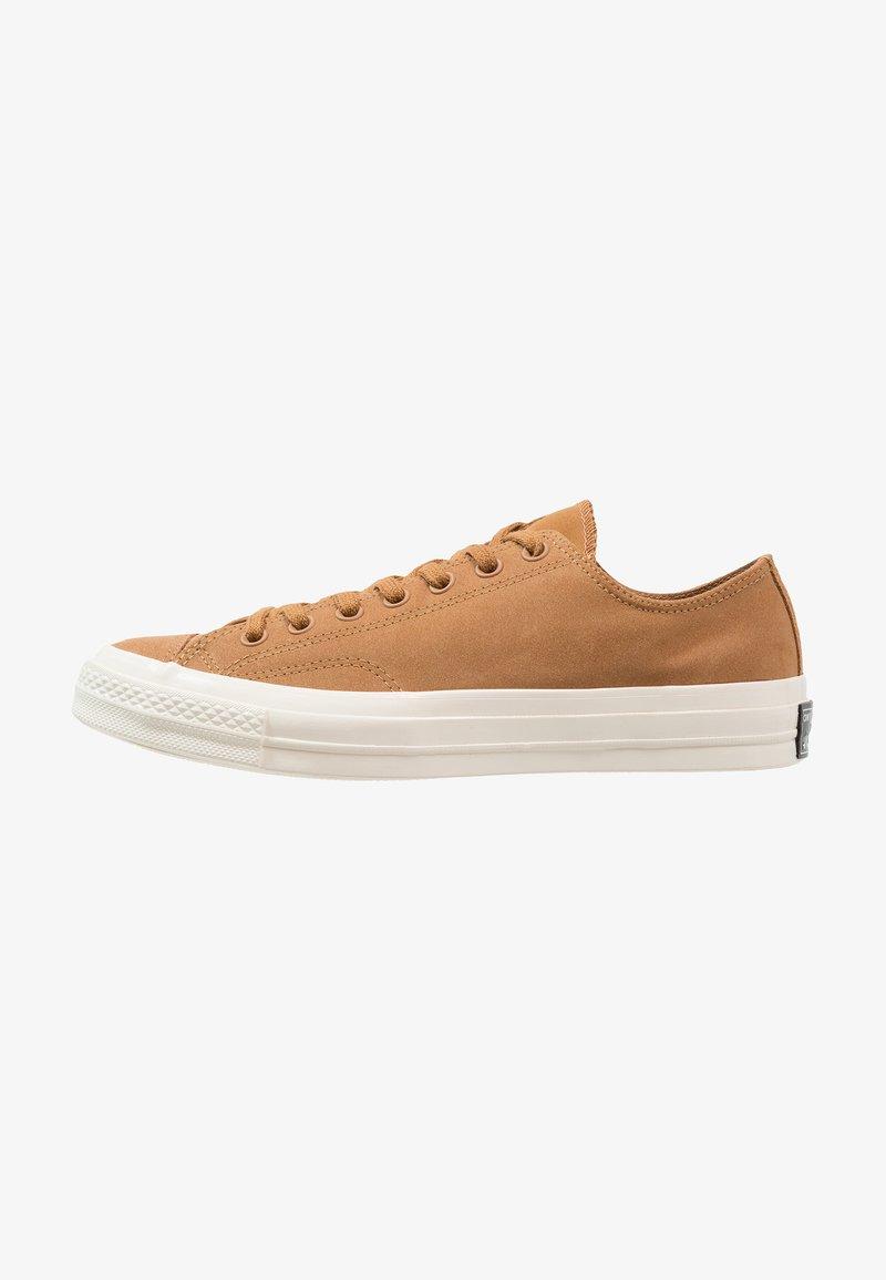 Converse - CHUCK TAYLOR ALL STAR '70 OX - Sneakers laag - burnt caramel/egret