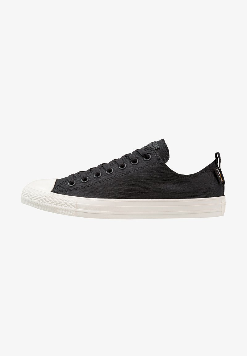 Converse - CHUCK TAYLOR ALL STAR OX - Trainers - black/egret