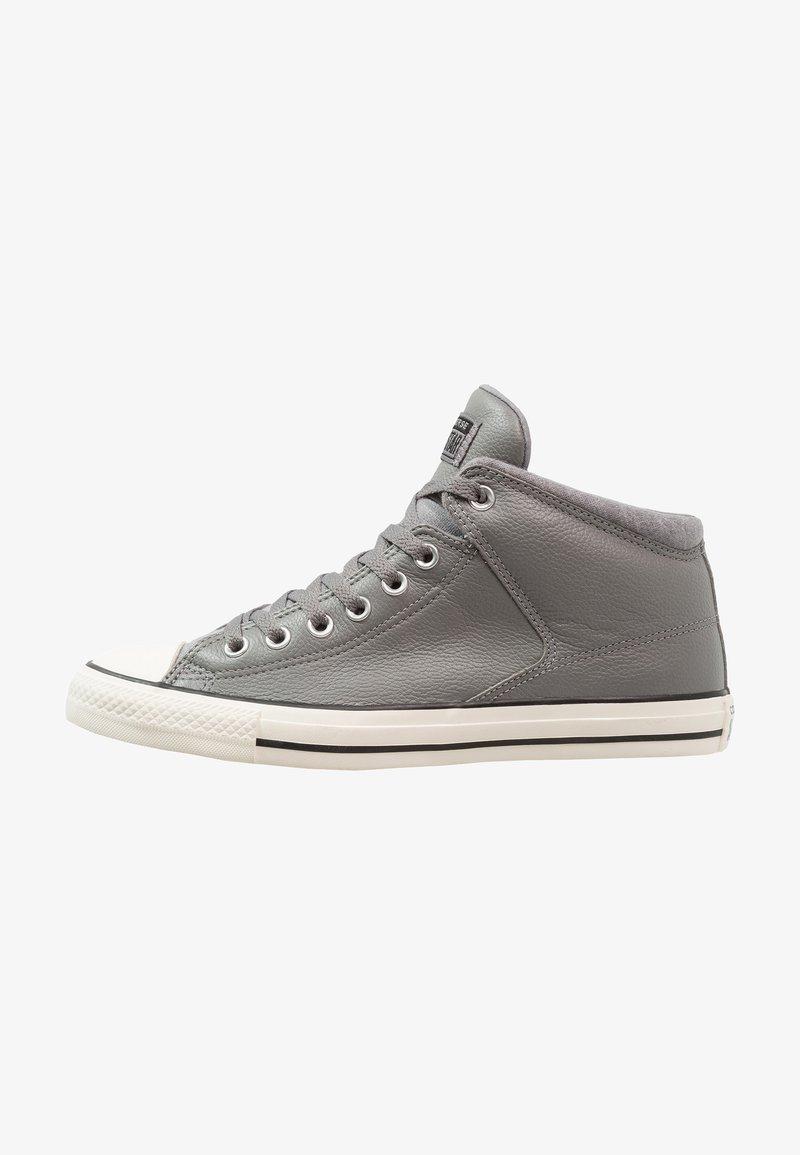 Converse - CHUCK TAYLOR ALL STAR STREET - High-top trainers - mason/black/egret