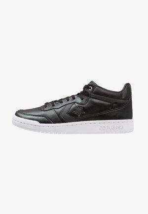 FASTBREAK MID - High-top trainers - black/almost black/white