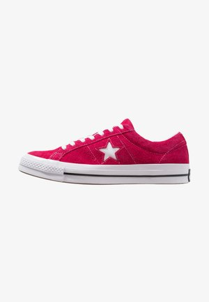 ONE STAR - Trainers - pink pop/white