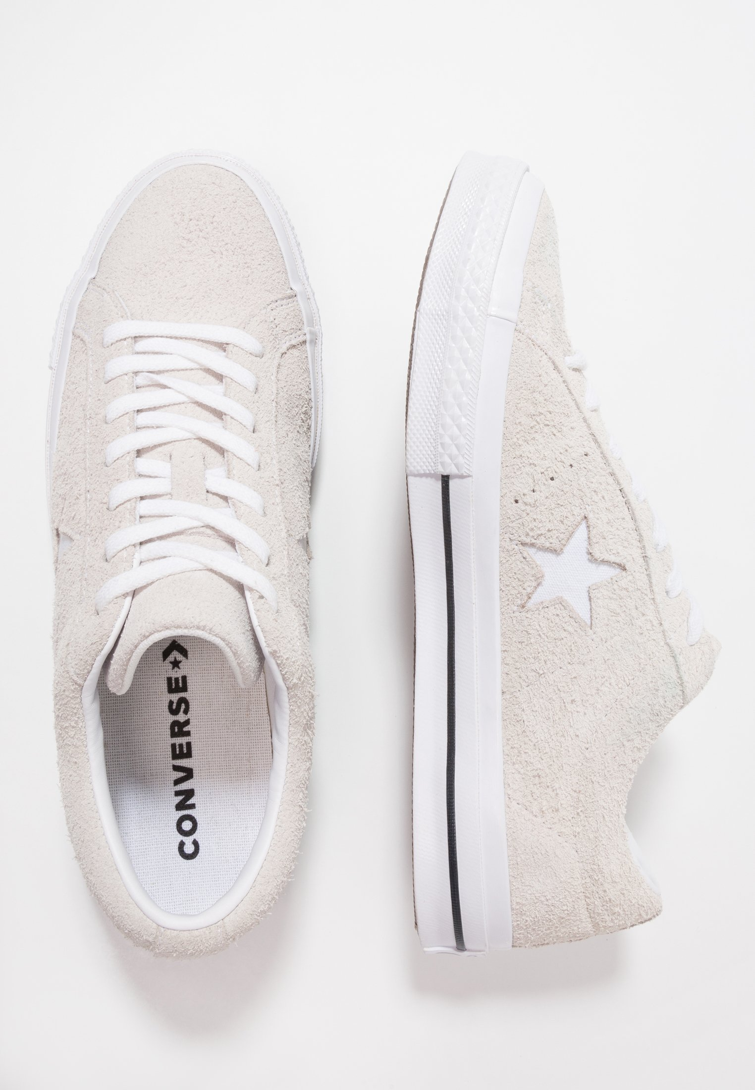 Converse ONE STAR - Sneakers - white
