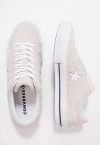 Converse - ONE STAR - Baskets basses - white - 1