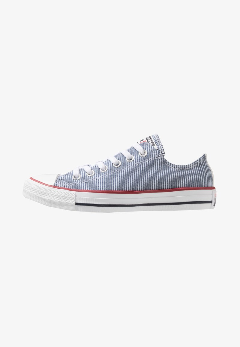 Converse - CHUCK TAYLOR ALL STAR OX - Trainers - mason blue/white/gym red