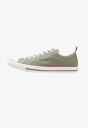 CHUCK TAYLOR ALL STAR OX - Trainers - vintage lichen/vintage white