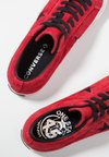 Converse - ONE STAR - Trainers - enamel red/black/white