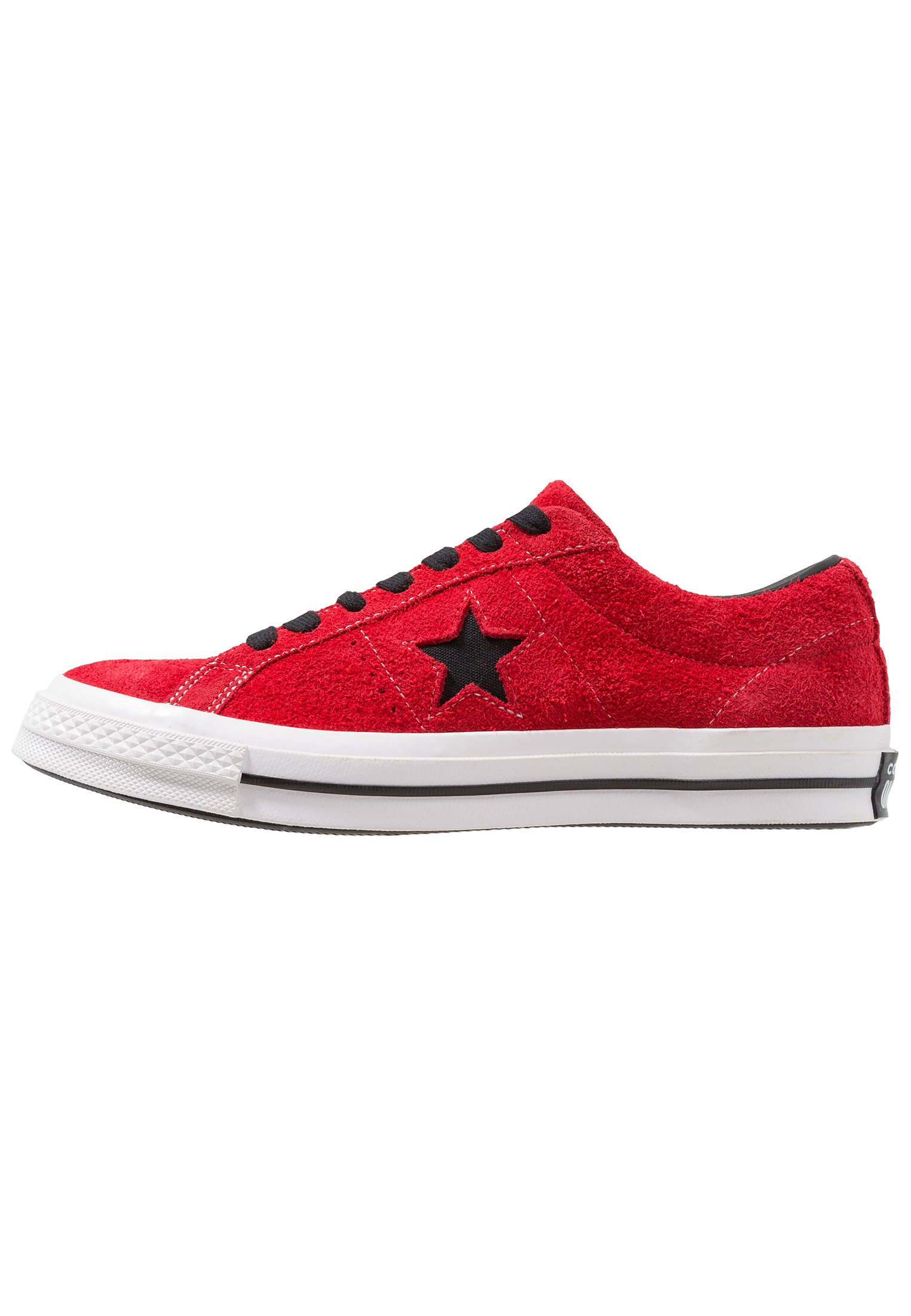 ONE STAR Sneaker low enamel redblackwhite