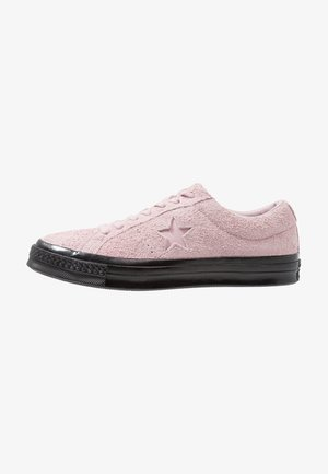 ONE STAR - Sneakers basse - plum chalk/black