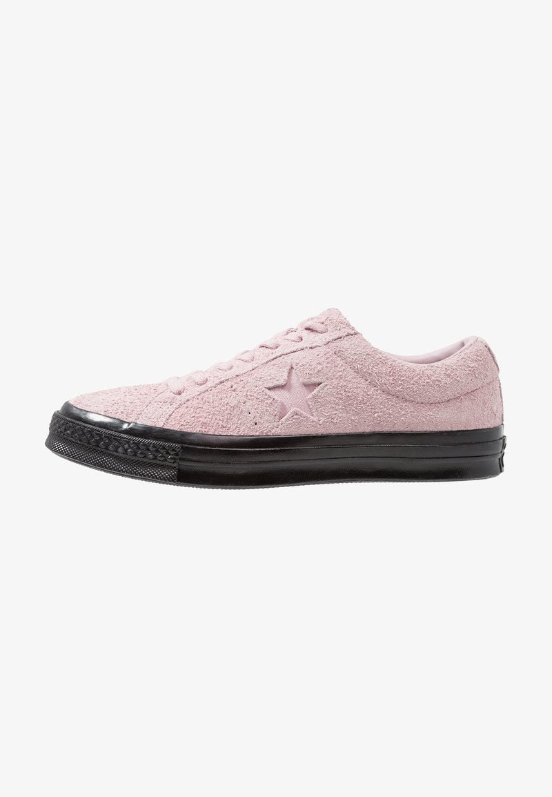 Converse - ONE STAR - Sneakers laag - plum chalk/black