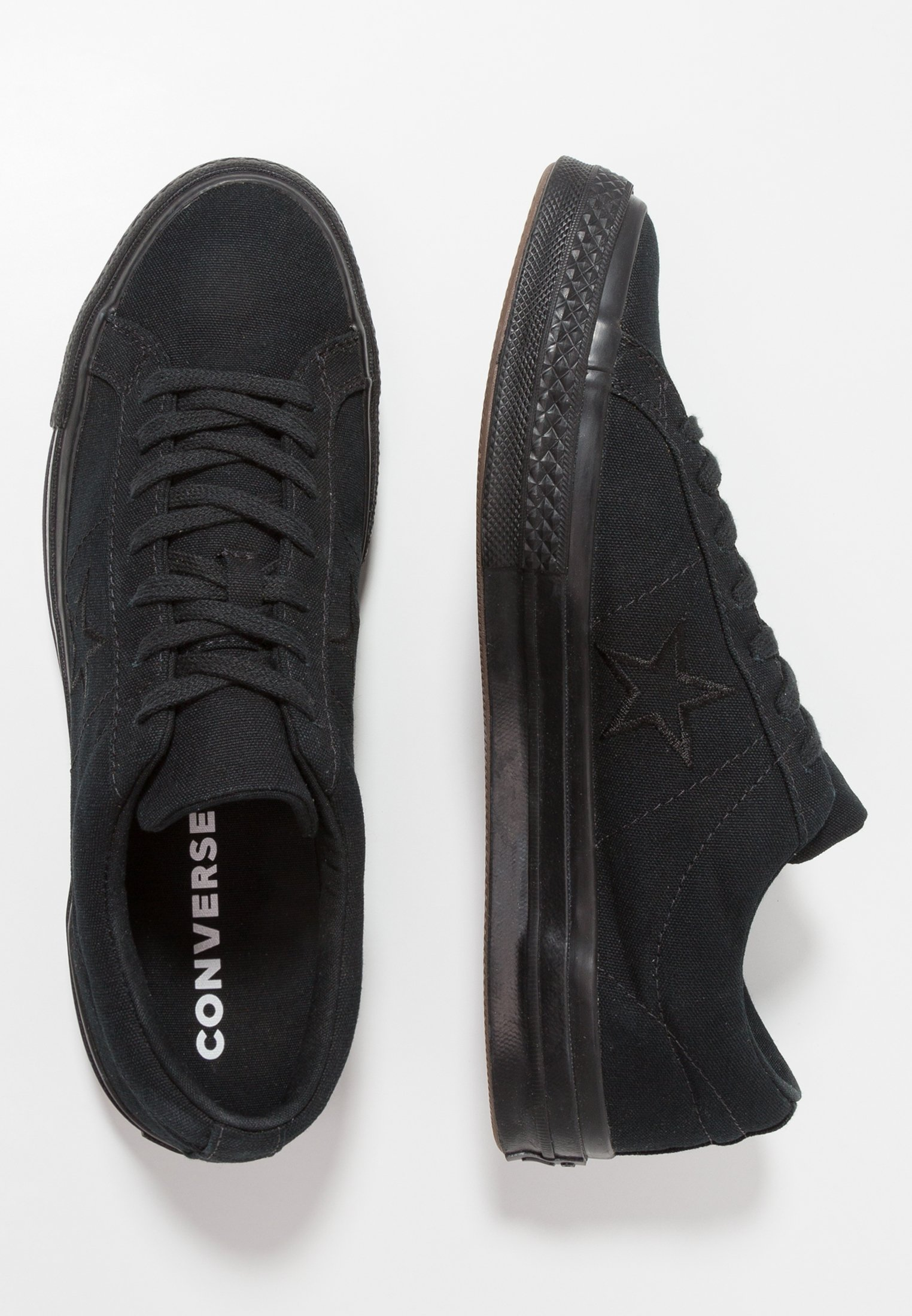 Converse One Star - Baskets Basses Black