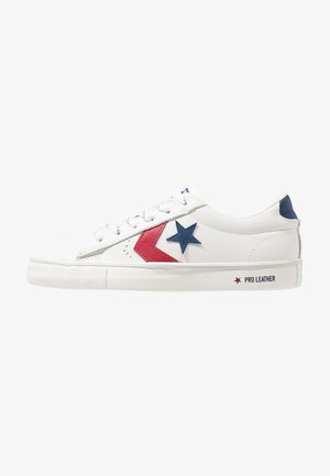 PRO LEATHER - Sneakers basse - vintage white/navy/garnet