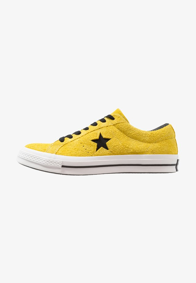 ONE STAR - Trainers - bold citron/black/white