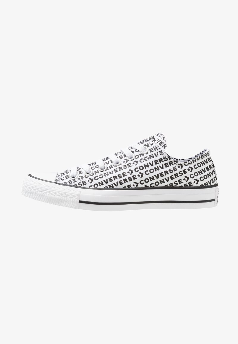 Converse - CHUCK TAYLOR ALL STAR OX  - Sneakers basse - white/black