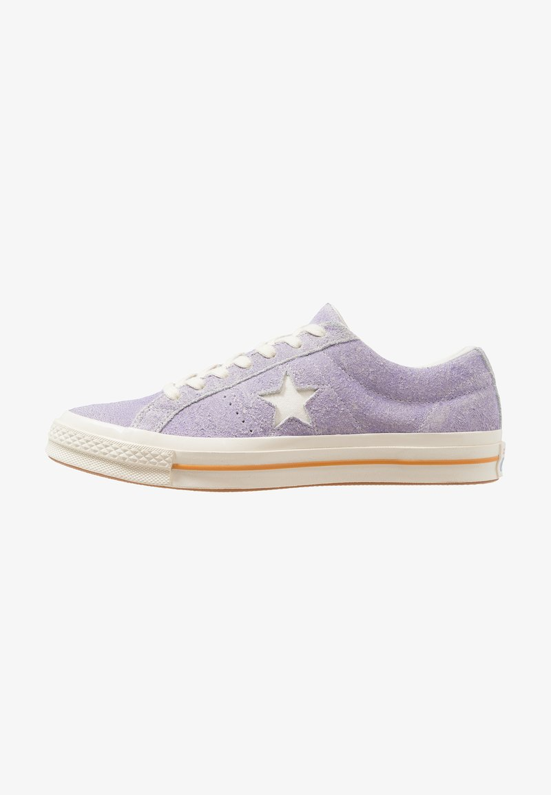 Converse - ONE STAR - Trainers - washed lilac/egret